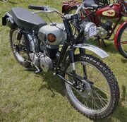Dot enduro around 1960