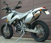 KTM 2000 SMC Silver Left