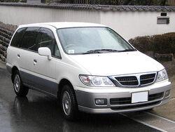 Nissan-presage u30kouki-front
