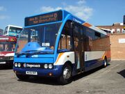 Stagecoach Optare Solo Exeter