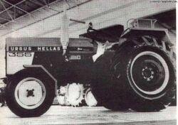 Ursus Hellas 355 b&w-1970s