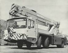 VICKERS AWD IF Amethyst Cranetruck Diesel