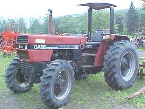 Case IH 585 4WD