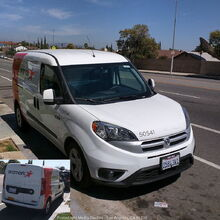 Dodge Ram ProMaster in MissionHills, California USA