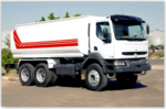 Giad renault tanker 4500