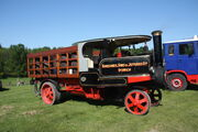 Ransomes Sims and Jefferies no. 34270 wagon SV9177 at Hollycombe 2012 - IMG 1310