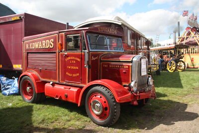 Scammell - The Moonraker - CHK 652 at Pickering 11 - IMG 8721
