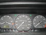 VW Passat Tacho