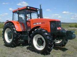 ZTS Super 162 45 MFWD - 2001