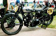 AJS 500 cc OHC Racer 1931