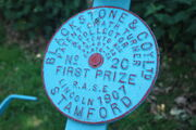 Blackstone Swath Turner 'Plaque' IMG 1181