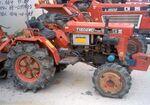 Daedong T1604 MFWD - 1988