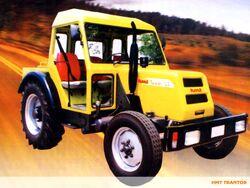 HMT Trantor 65 (yellow)-2006