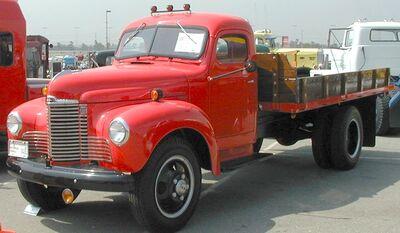 International 1948 KB5