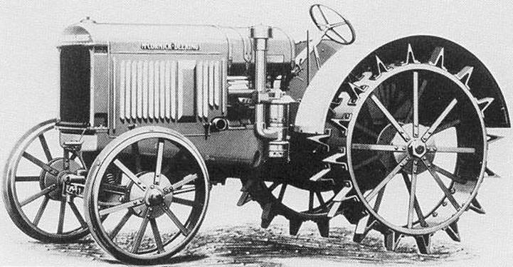 McCormick-Deering 22-36 | Tractor & Construction Plant Wiki | FANDOM