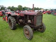 McCormick Deering 10-20 Gasoline tractor- P8100541