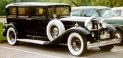 Packard De Luxe Eight 904 Sedan Limousine 1932