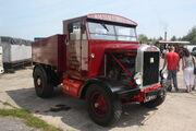 Scammell 15LA Ballast tractor reg LTW 419 at Barnard Castle 09 - IMG 0587