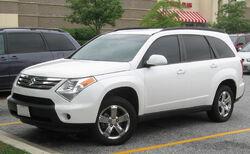 Suzuki XL7 -- 08-28-2009