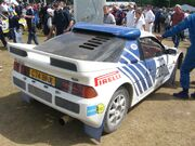 2006FOS 1986 Ford RS200