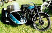 BMW R35 350 cc 1948