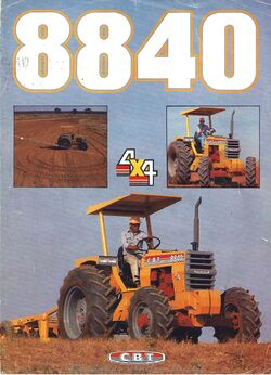 CBT 8840 MFWD brochure