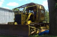 IH BTD-20 bulldozer