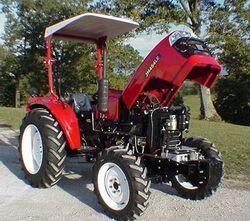 Jinma JM454LE MFWD (red) - 2005