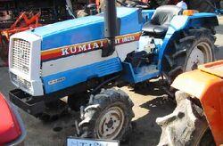 Kumiai MT1801D MFWD