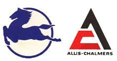 Pegaso Allis-Chalmers logo
