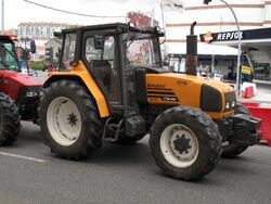 Santiago, tractorada do 14 de xullo de 2009 04