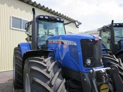 Iseki Big T 8200 MFWD (AGCO)