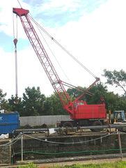 JONES 571M Crane