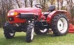 TigerTrac Tiger 274 MFWD-2001
