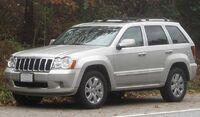 08 Jeep Grand Cherokee