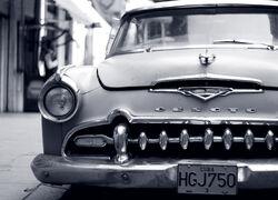1950s Desoto in Havana