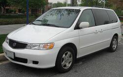 1999-2001 Honda Odyssey EX