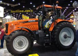 AGCO RT155A Legacy Edition MFWD-2010