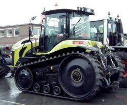 Claas Challenger MT735 proto - 2001