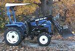 Farm Boss 284 MFWD - 2004