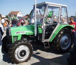 IMT 549 DV MFWD (green)