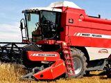 Massey Ferguson 7245 Activa combine