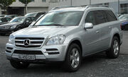 Mercedes GL 450 CDI 4MATIC (X164) Facelift front 20100926