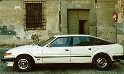 Rover SD1 Seitenansicht Spanien