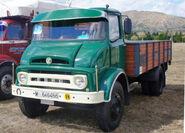 1960s EBRO C600 Diesel Truck