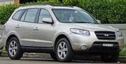 2006-2007 Hyundai Santa Fe (CM) Elite wagon 01