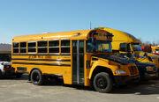 Arlington school bus