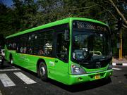 Chandigarh - Bus Tata Marcopolo