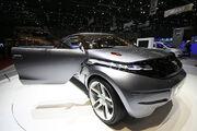 Dacia Duster Salon de l'Auto