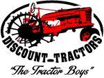 Discount Tractors Logo 2018